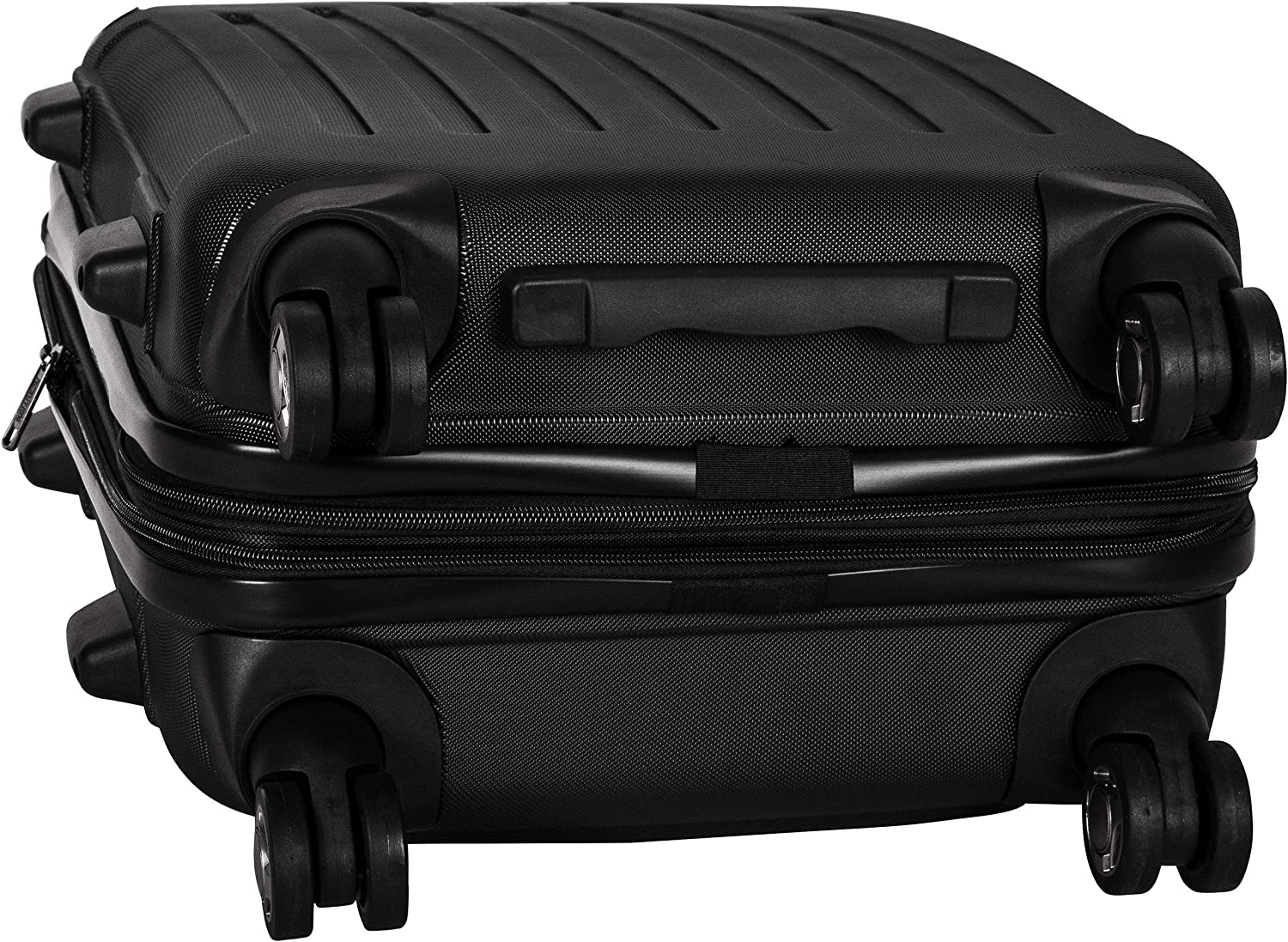Kenneth Cole Reaction Renegade 28 ABS Expandable 8-Wheel Upright Navy