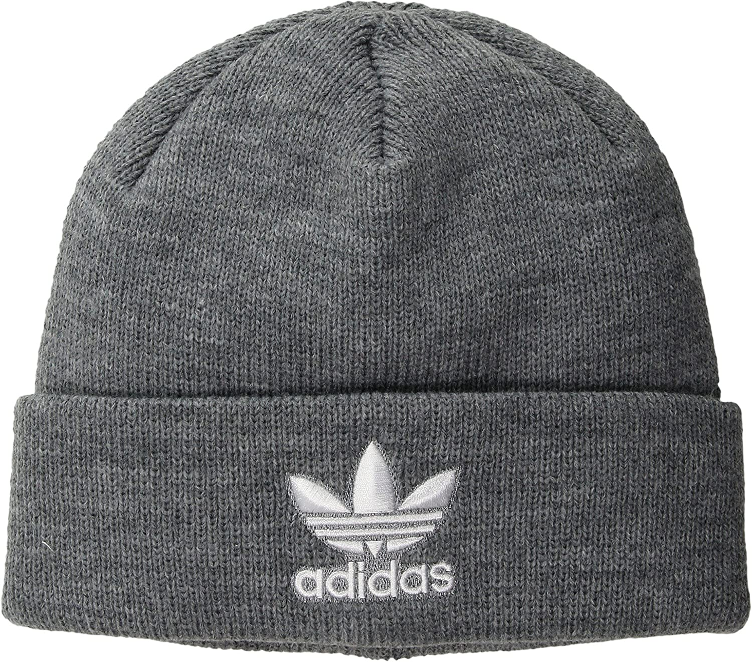 5cf7583f50203 Amazon.com  adidas Men s Originals Trefoil Beanie