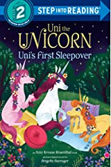 Uni the Unicorn Uni's First Sleepover (Step into Reading) Kindle Edition