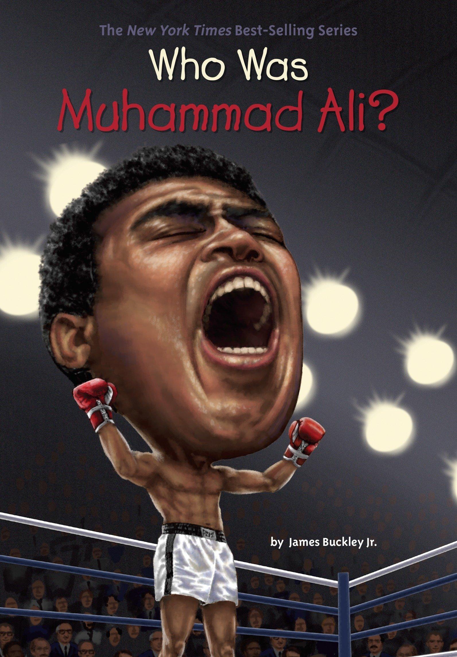 Download Who Was Muhammad Ali? pdf epub