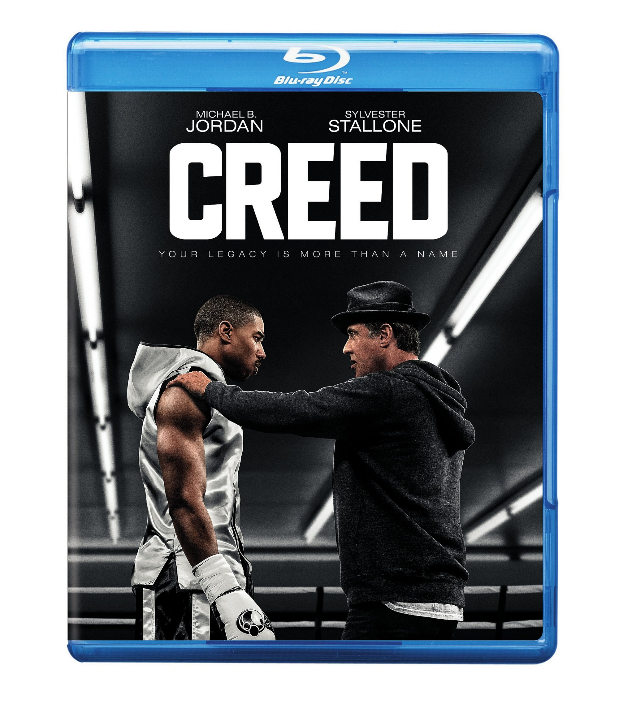 Blu-ray : Creed (With DVD, Ultraviolet Digital Copy, 2 Pack, Digitally Mastered in HD, 2 Disc)