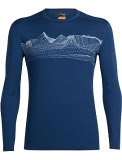 285b3ff98 Icebreaker Merino Tech Lite T-Shirt w/Graphic, Winter & Summer ...