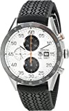 TAG Heuer Men's CAR2A12/FT6033 Analog Display Swiss Automatic Black Watch