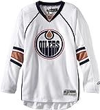 NHL Eishockey Trikot/Jersey EDMONTON OILERS white in XL