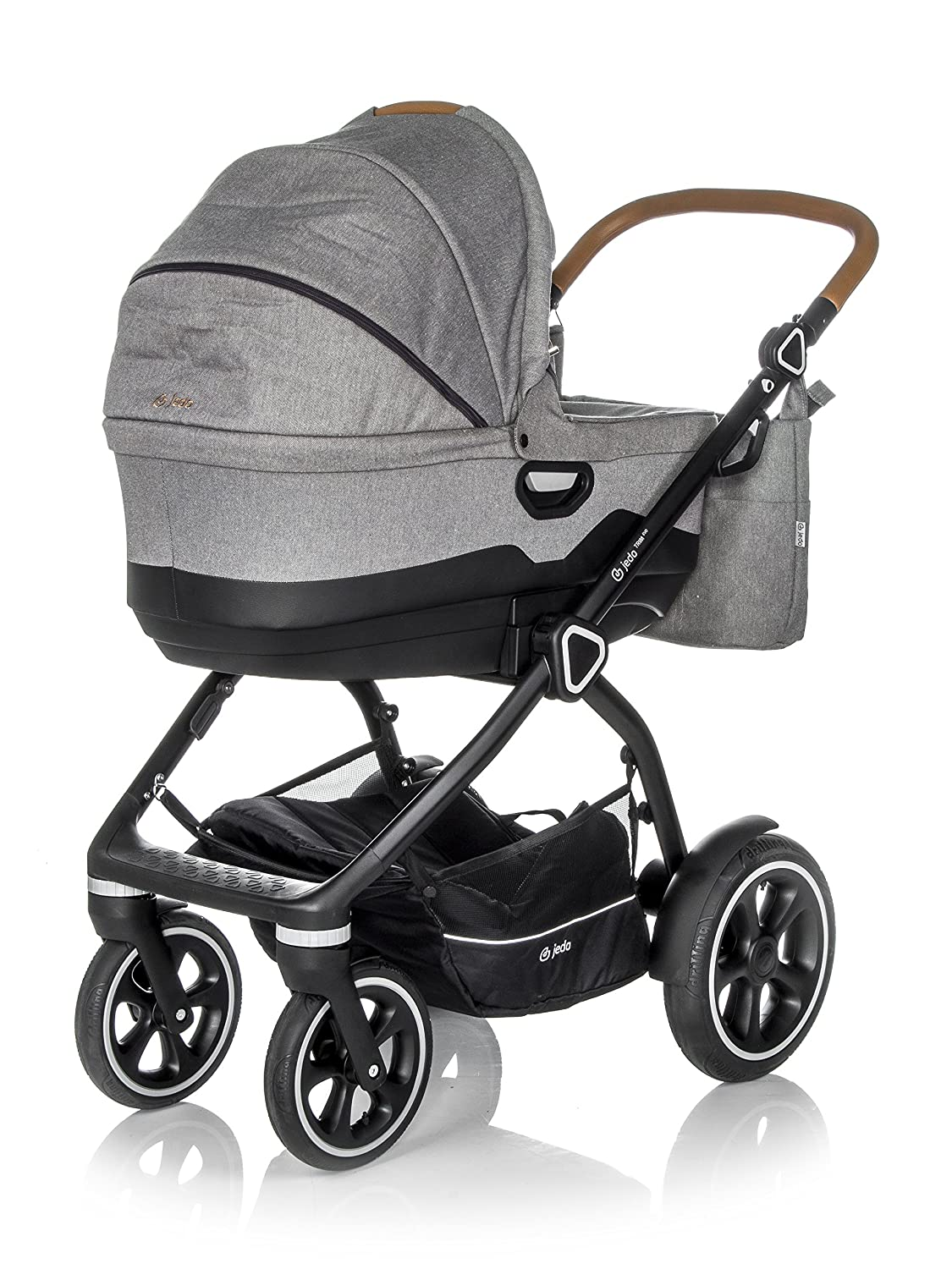 Baby stroller Jedo: photo and review of models, reviews 35