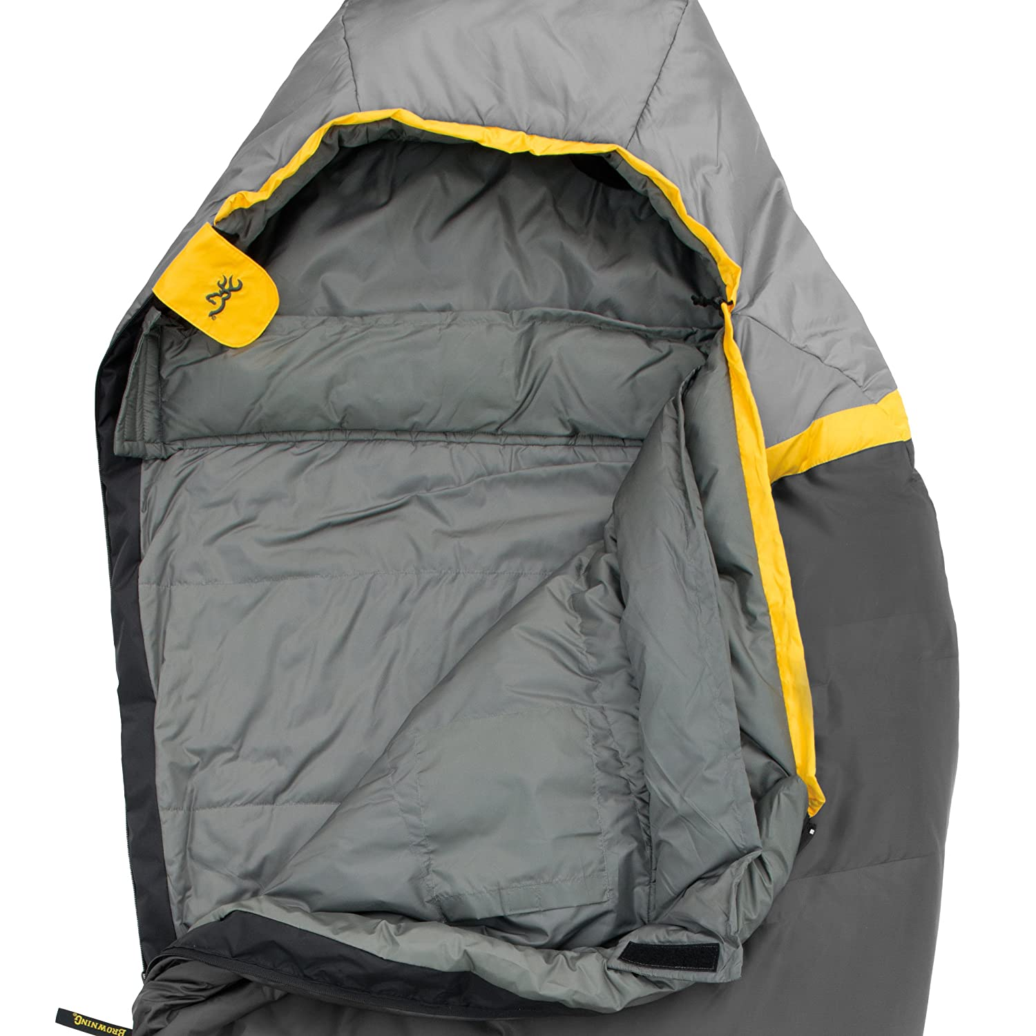 Browning Camping Vortex 35 Degree Mummy Sleeping Bag ALPS Mountaineering 4803036