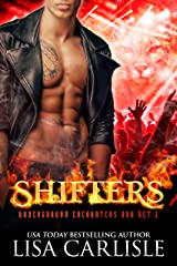 SHIFTERS: A paranormal romance set with shifters, vampires, and rockstars (Underground Encounters Boxed Set Book 2) Kindle Edition