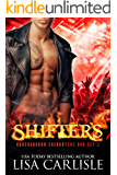 SHIFTERS: A paranormal romance set with shifters, vampires, and rockstars (Underground Encounters Boxed Set Book 2)