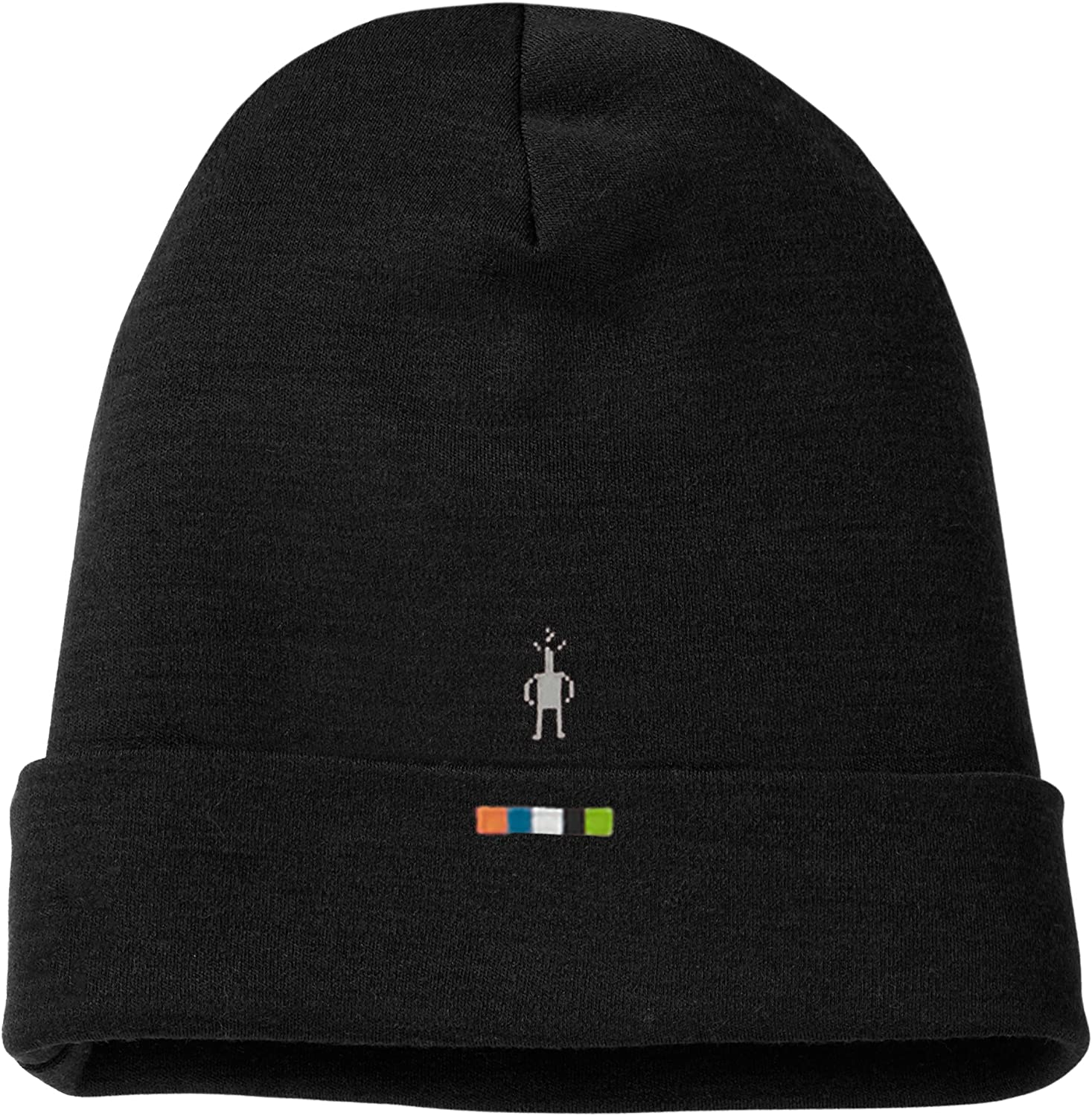 Smartwool Cuffed Beanie Black One Size: Clothing