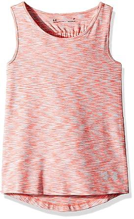 e55dc5defae08 Amazon.com  Under Armour Girls  Twist Tank  Clothing