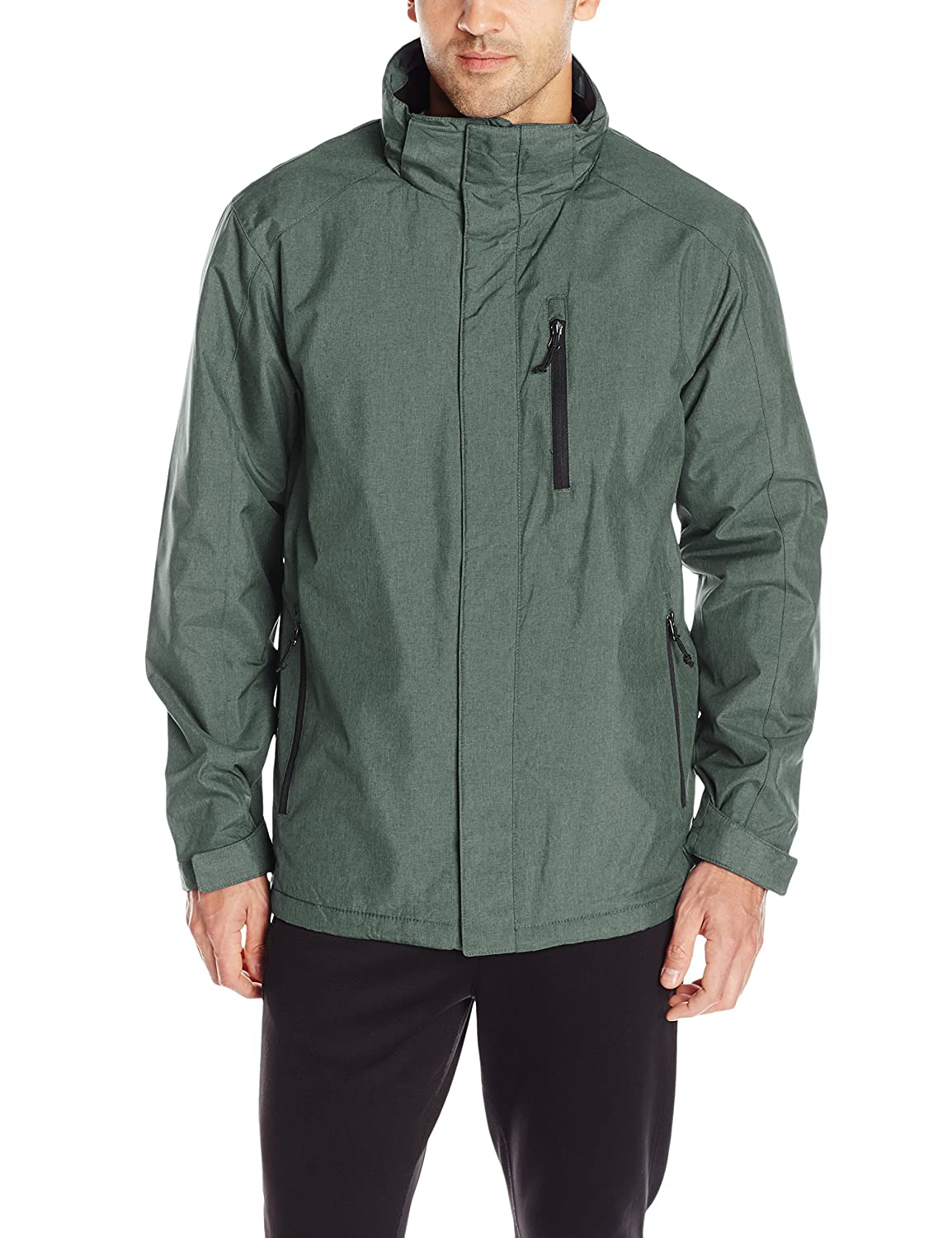 32Degrees Weatherproof Men's 3 in 1 Systems Jacket with Inner Fleece 1069
