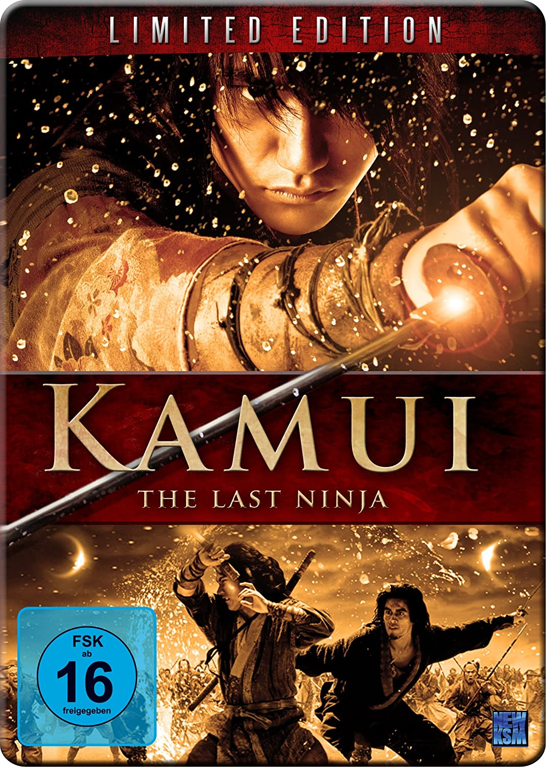Amazon.com: Kamui - the Last Ninja - Limited Edition [Import ...