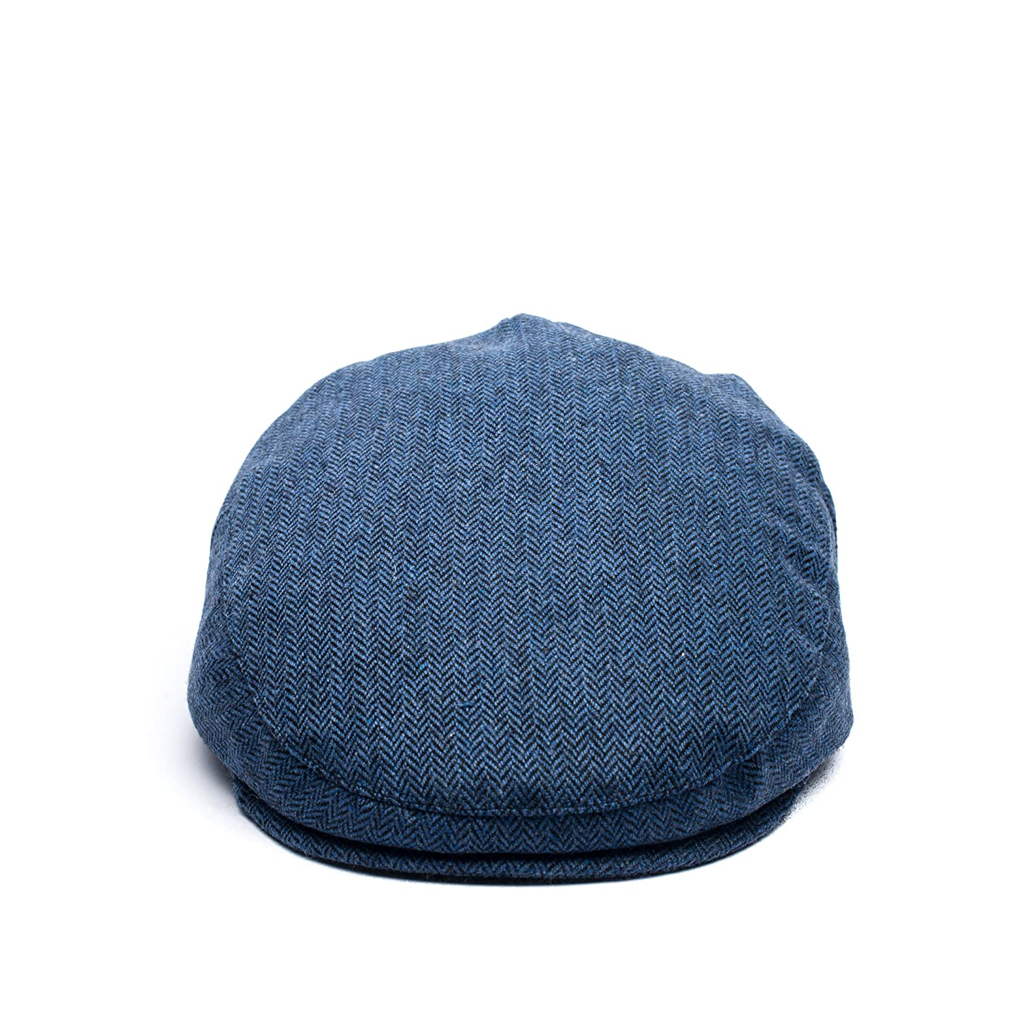 5bdde7ff53d84 Amazon.com  Born to Love Flat Scally Cap - Boy s Tweed Page Boy Newsboy Baby  Kids Driver Cap Hat  Clothing