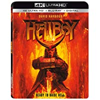 Deals on Hellboy 4K UHD + Blu-ray + Digital