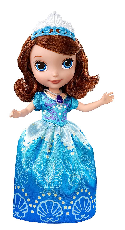 Seashell Dress Mattel CMT56 Disney Sofia the First 9 Princess Sofia Doll