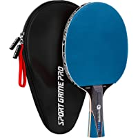 Ping Pong Paddle with Killer Spin + Case for Free - Professional Table Tennis Racket for Beginner and Advanced Players…
