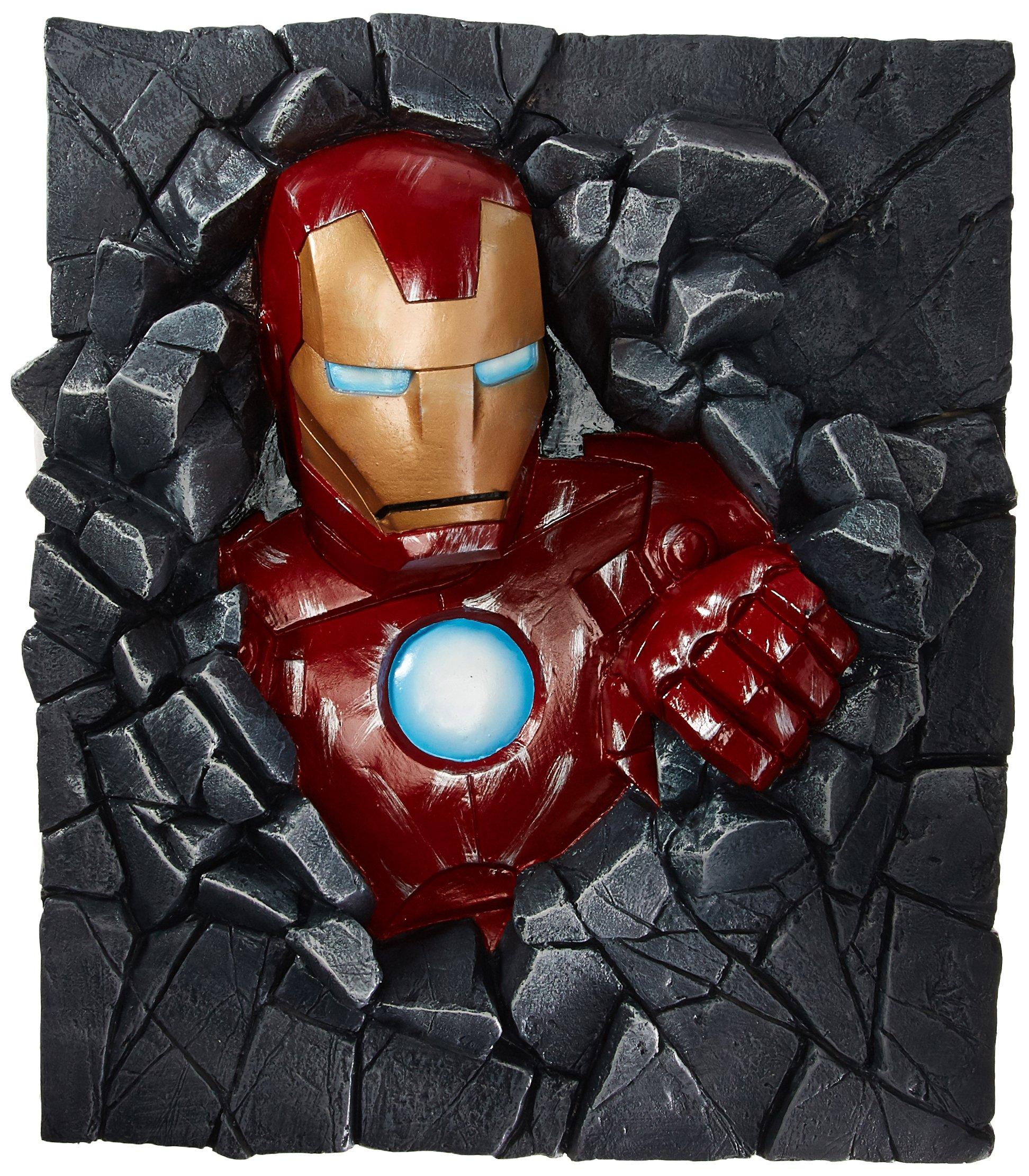 Rubie's Marvel Universe Wall Breaker, Iron Man by Rubie's