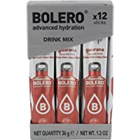 Bolero Functional Food Sticks Guarana - Pacco da 12 x 3 g