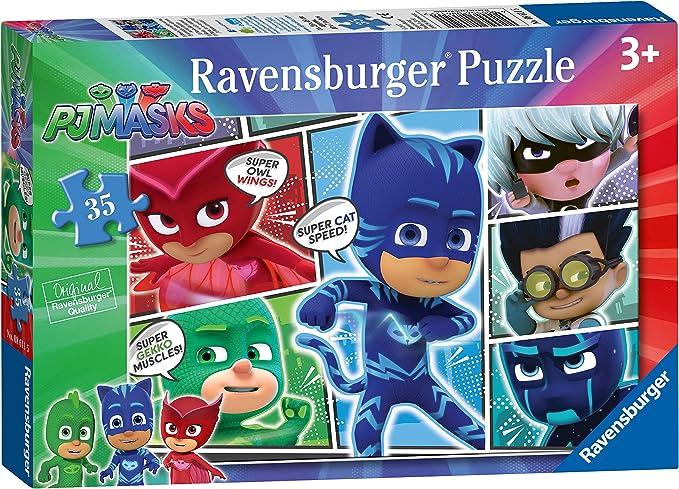 Ravensburger- PJ Masks Rompecabezas (8611)