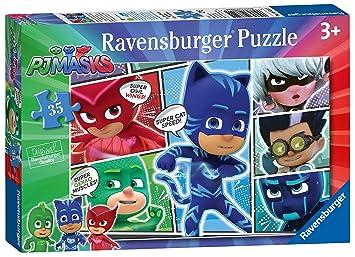 Ravensburger PJ Masks Mini-Memoryspiel pj masks spielzeug