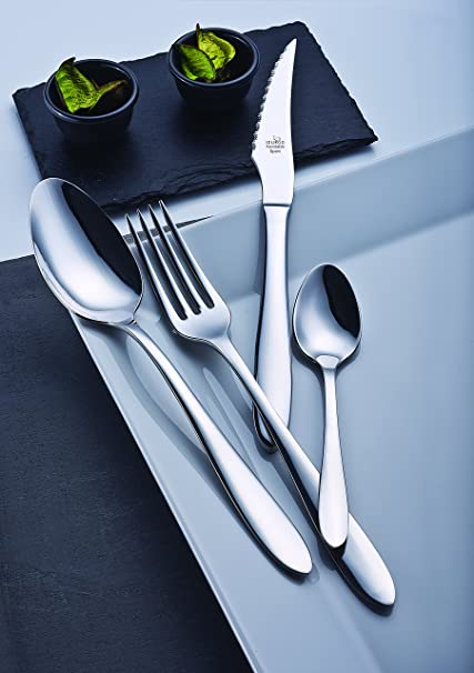 idurgo London Ref. 18600 Cutlery Set, Stainless Steel