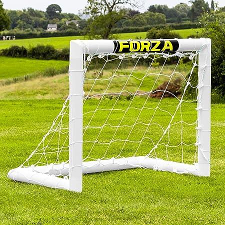 Football Striker Goal Net Kids Outdoor Training Sports Ball 8Ft X 4Ft Garden