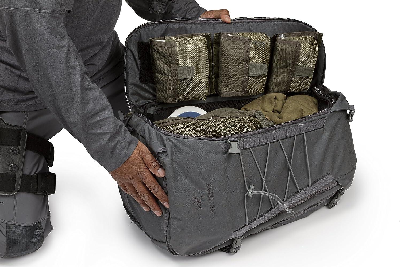 375e850a5 Arc'teryx Khard 45 Backpack - Wolf: Amazon.co.uk: Sports & Outdoors