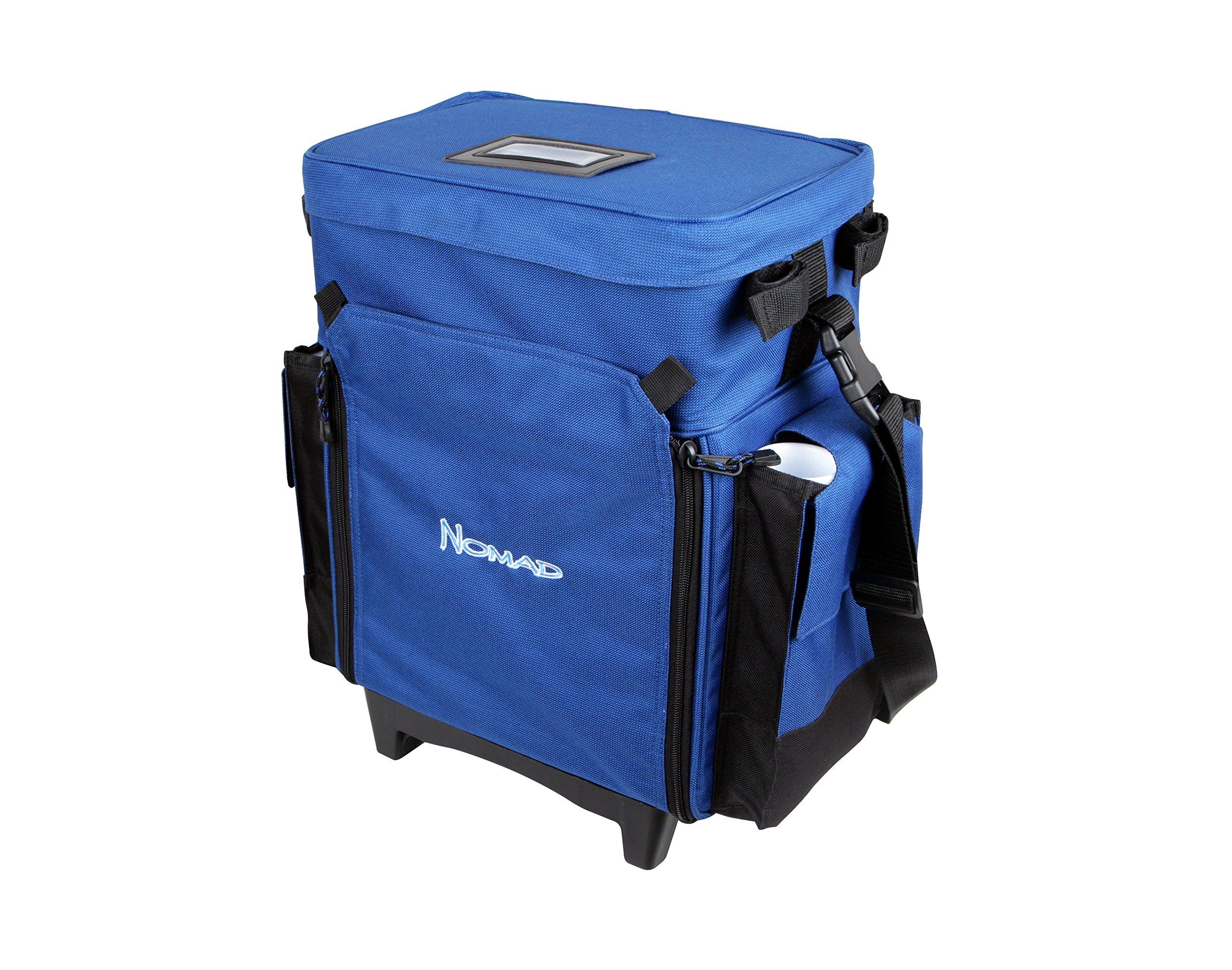 Okuma Nomad Soft Sided Range Bag, Long