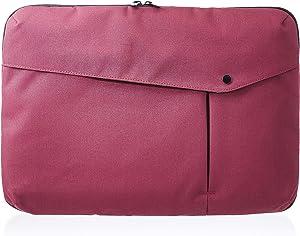 AmazonBasics Laptop Sleeve - 15-Inch, Maroon