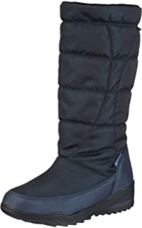 Kamik Snowvalley, Bottes de Neige Femme, Blau (Jeans/Denim), 39 EU