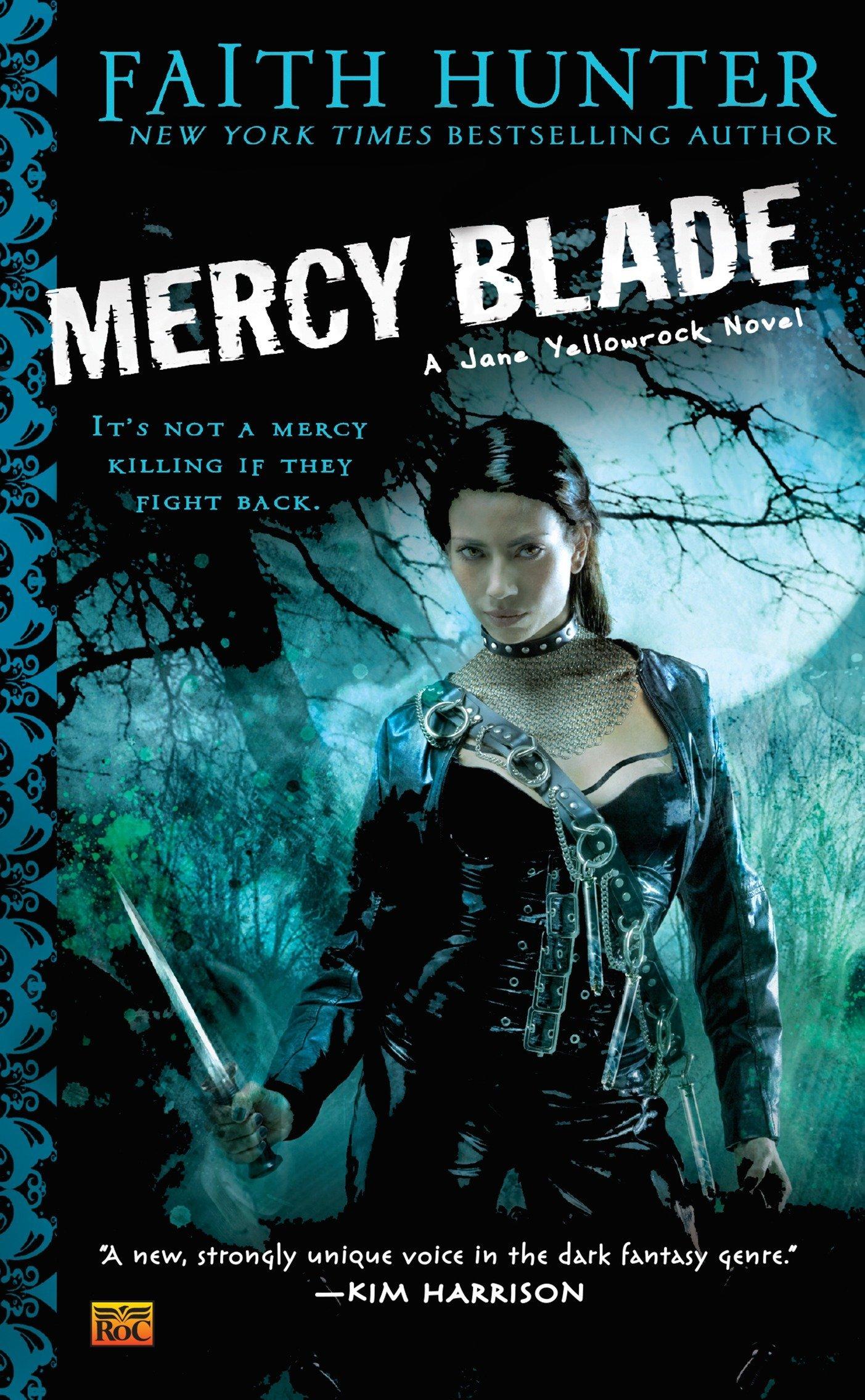 mercy blade jane yellowrock book 3 faith hunter 9780451463722
