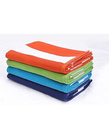 Towels & Washcloths Retro Rainbow Beach Towel 30in X 60in W