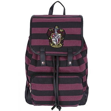 La mochila negra y burdeos HARRY POTTER Gryffindor: Amazon.es: Ropa y accesorios