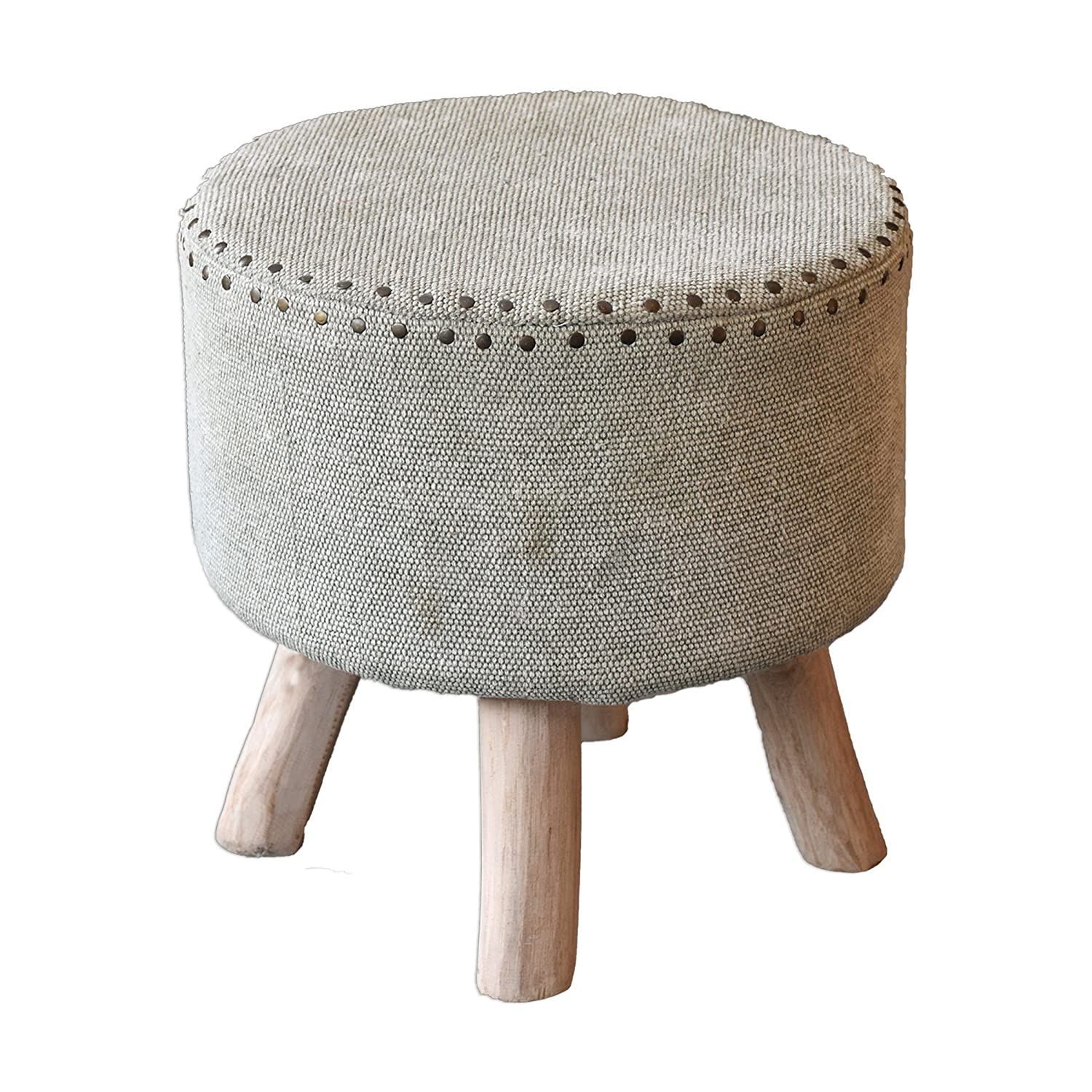 Swanky furniture Amazoncom My Swanky Home Rustic Round Small Exposed Wood Accent Stool Sage Green Nailhead Trim Midcentury Kitchen Dining Tripadvisor Amazoncom My Swanky Home Rustic Round Small Exposed Wood Accent