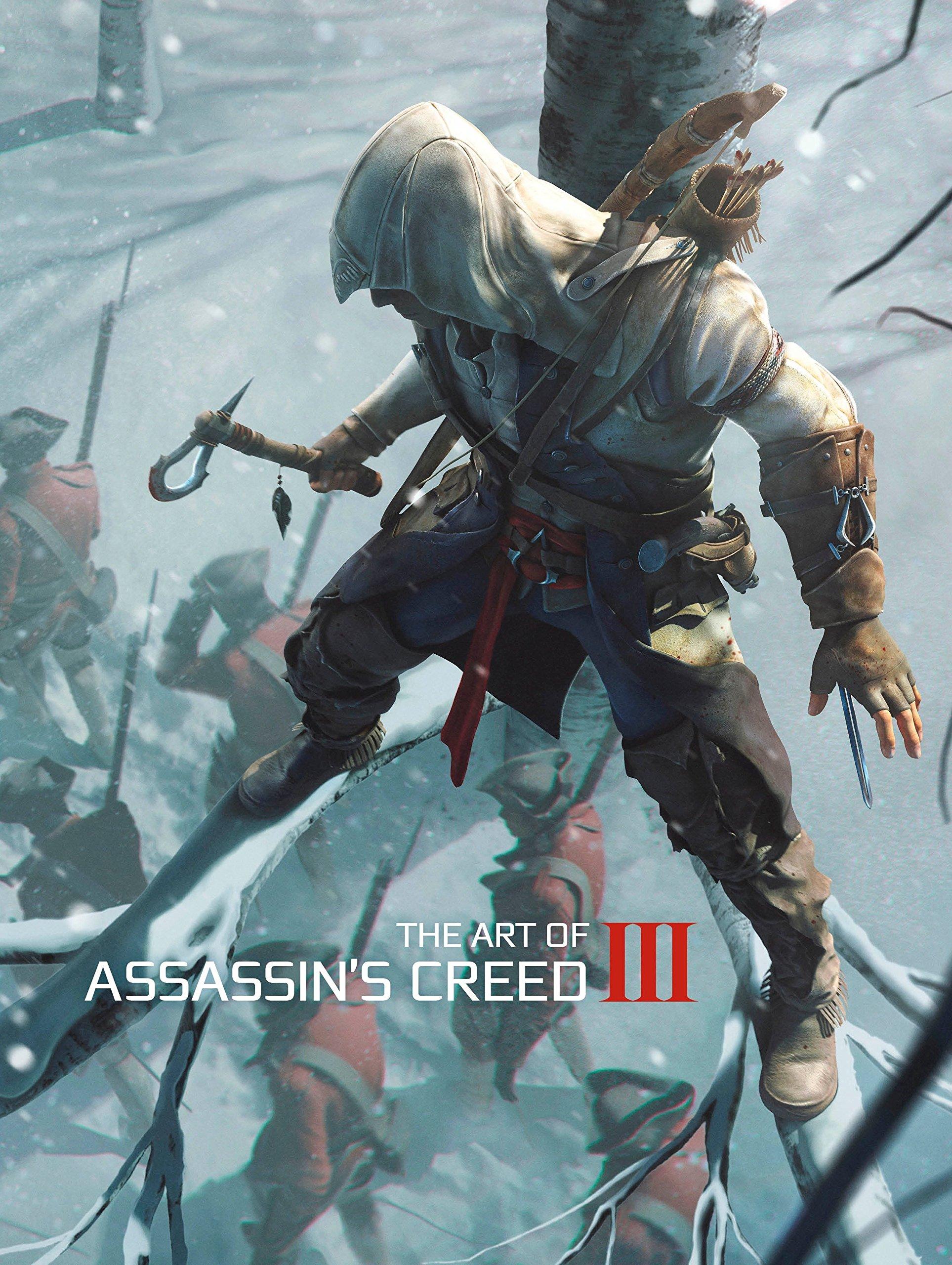 Amazon Com The Art Of Assassin S Creed Iii 9781781164259
