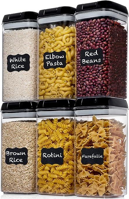 con tapa giratoria magn/ética de 7 x 9 cm Chiloskit Tarro de bamb/ú redondo recipiente de almacenamiento para sal y especias . 1 nivel