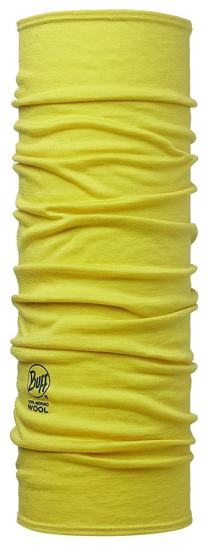 Original Buff Merino Lana Buff® Solid ocher - Lana Buff para Unisex, Color, Adulto S.A 113010.105.10.00
