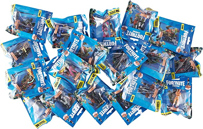 Amazon.com: Sellos de Fortnite: Toys & Games