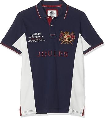 Joules Brookfield Camisa de Polo, Azul (French Navy Frnavy), S para Hombre: Amazon.es: Ropa y accesorios