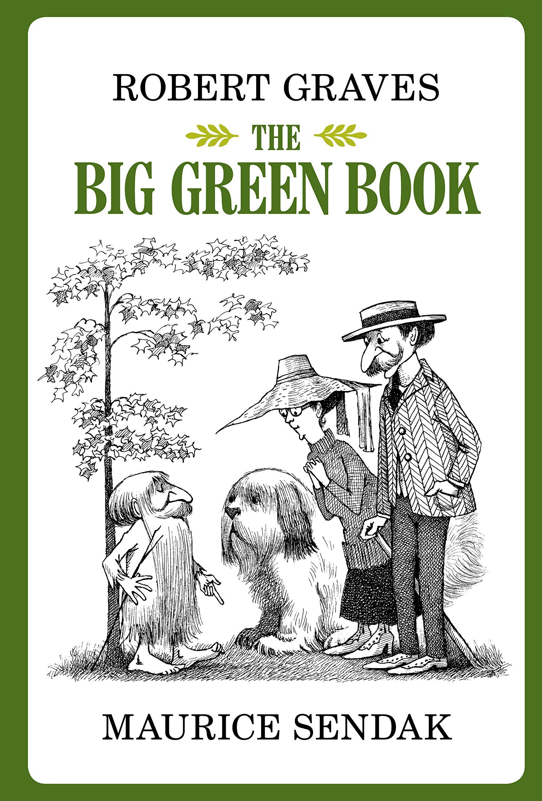 The Big Green Book pdf
