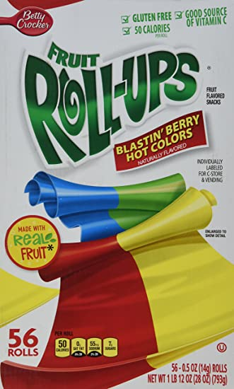 Image result for fruit rollups