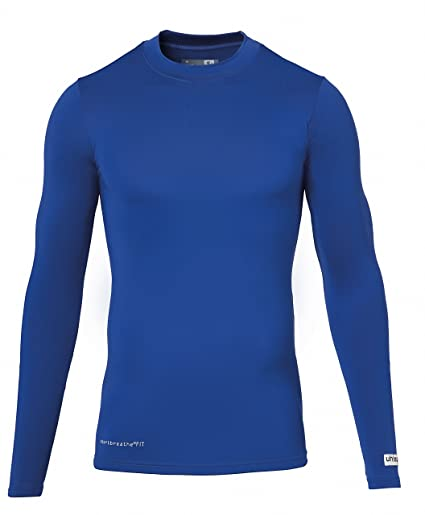 Uhlsport Distinction Colors Baselayer - Camiseta Niño  Amazon.es ... ec5a093fb552f