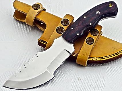 Amazon.com: tr-1213, personalizado hecho a mano D2 Acero ...