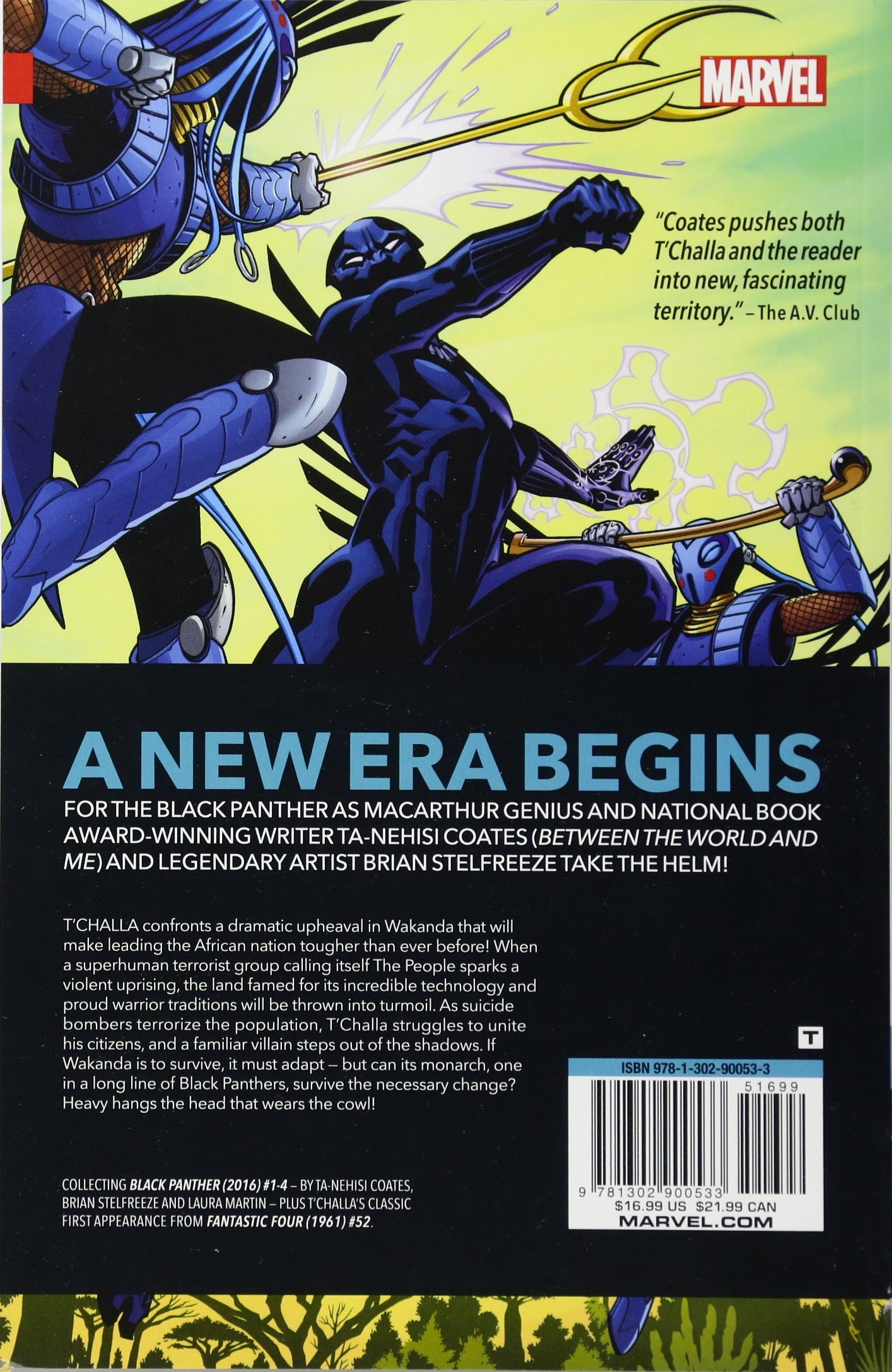 Amazon Black Panther A Nation Under Our Feet Book 1 9781302900533 Ta Nehisi Coates Brian Stelfreeze Books