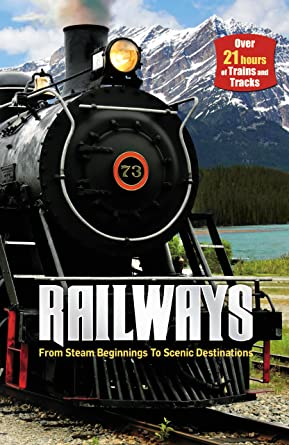 Amazon.com: Railways: From Steam Beginnings to Scenic ...