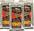 Psycho Nuts - Ghost Pepper Peanuts 3 Pack (3 x 80g bags)