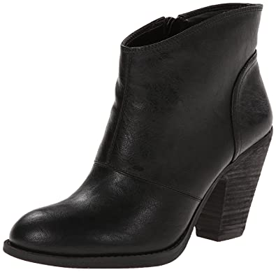 Jessica Simpson Womens Maxi Ankle Bootie Fudgie Size 55