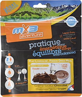 Crema sabor chocolate liofilizada - Eatlyo Adventure Food