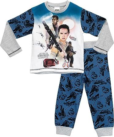 Star Wars - Pijama para Niños - La Guerra de las Galaxias - 5 ...