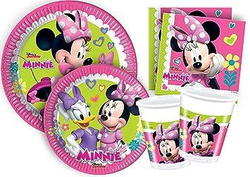 Ciao y4383 Kit Party Tabla Minnie